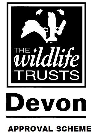 Devon Wildlife Trust Approval Scheme Logo