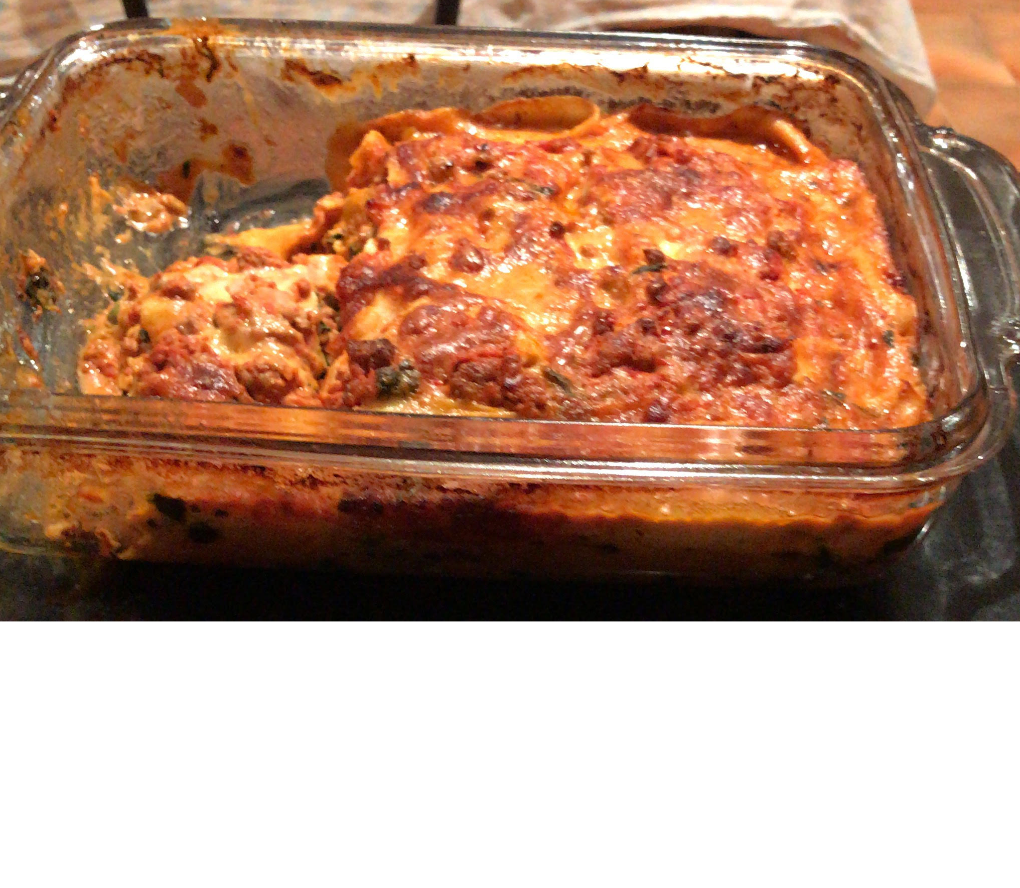 Awesome Meat And Veg Lasagne Bunch