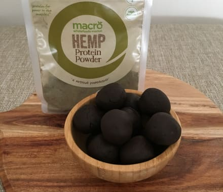 Hemp Protein Balls | bunch