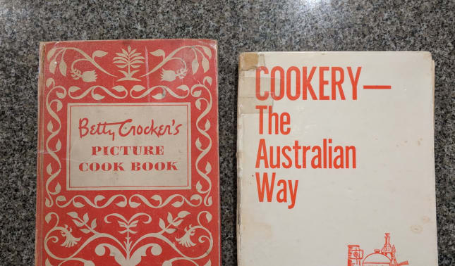 A Tale Of Two Cookbooks Bunch