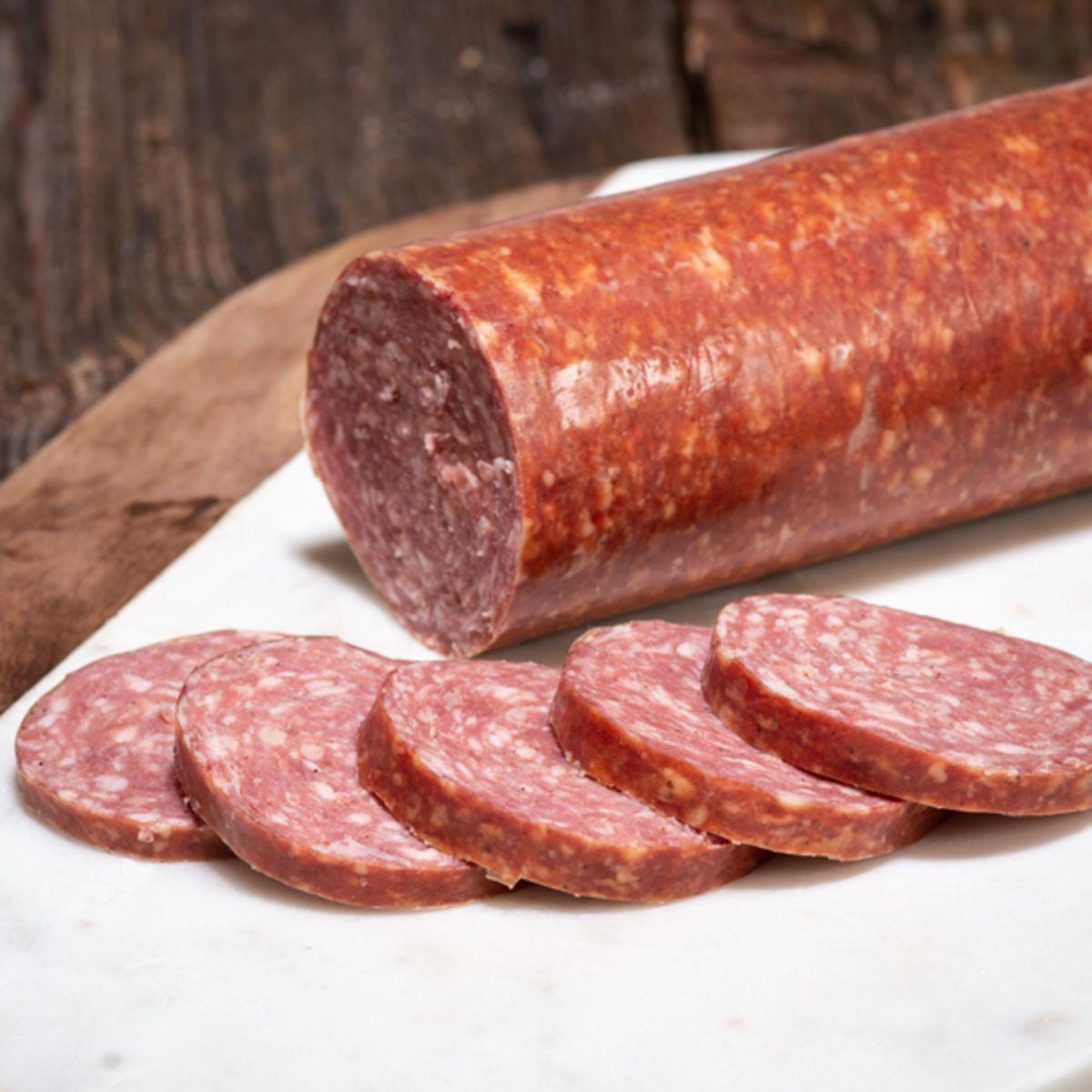 BUNN Gourmet Summer Sausage