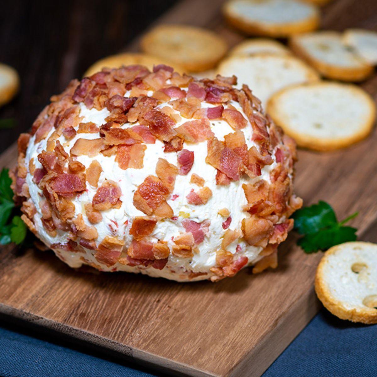 Bacon Onion Cheese Ball Mix
