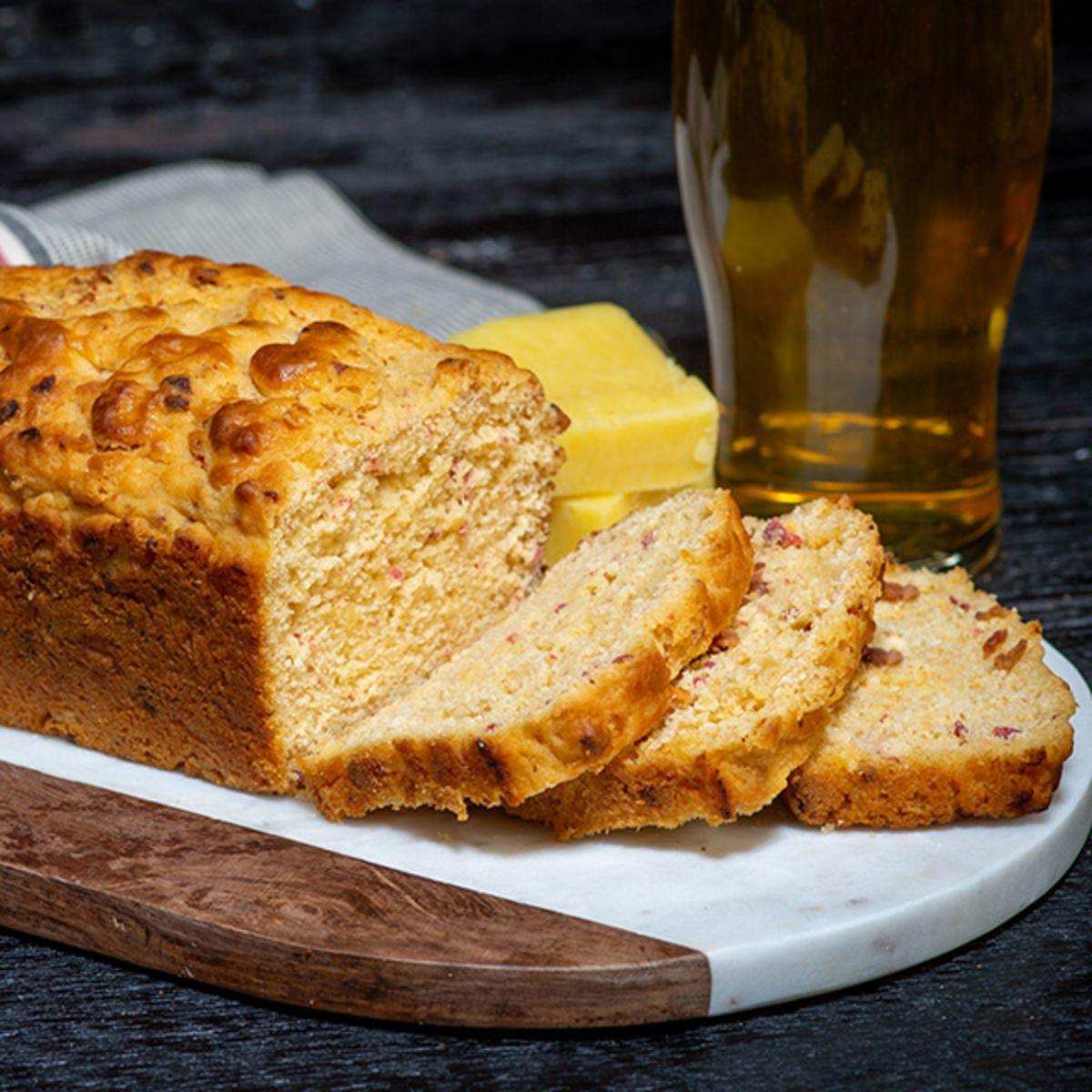 Cheddar Bacon Beer Bread Mix