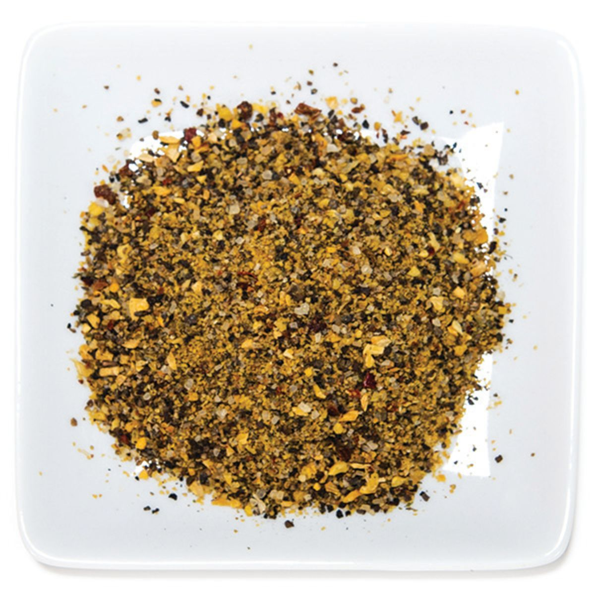 Cracked Black Pepper Rub, 5 ozs by weight [3/4 cup by volume]
