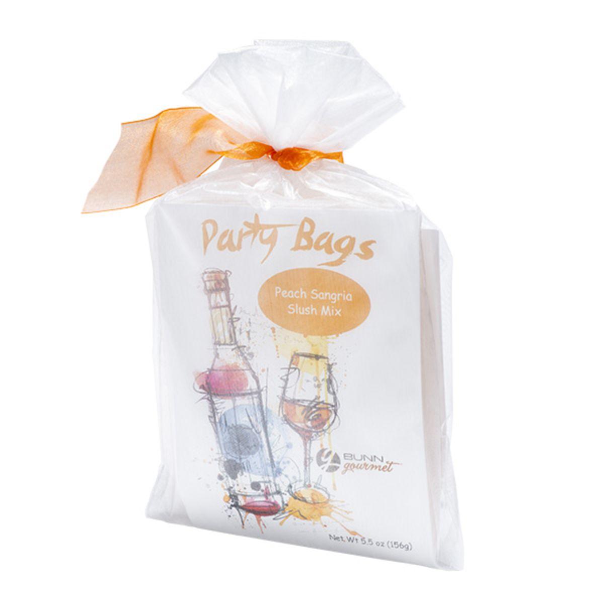 Peach Sangria Slush Mix