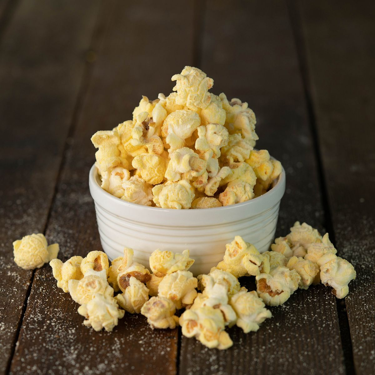 Pease's White Cheddar Popcorn