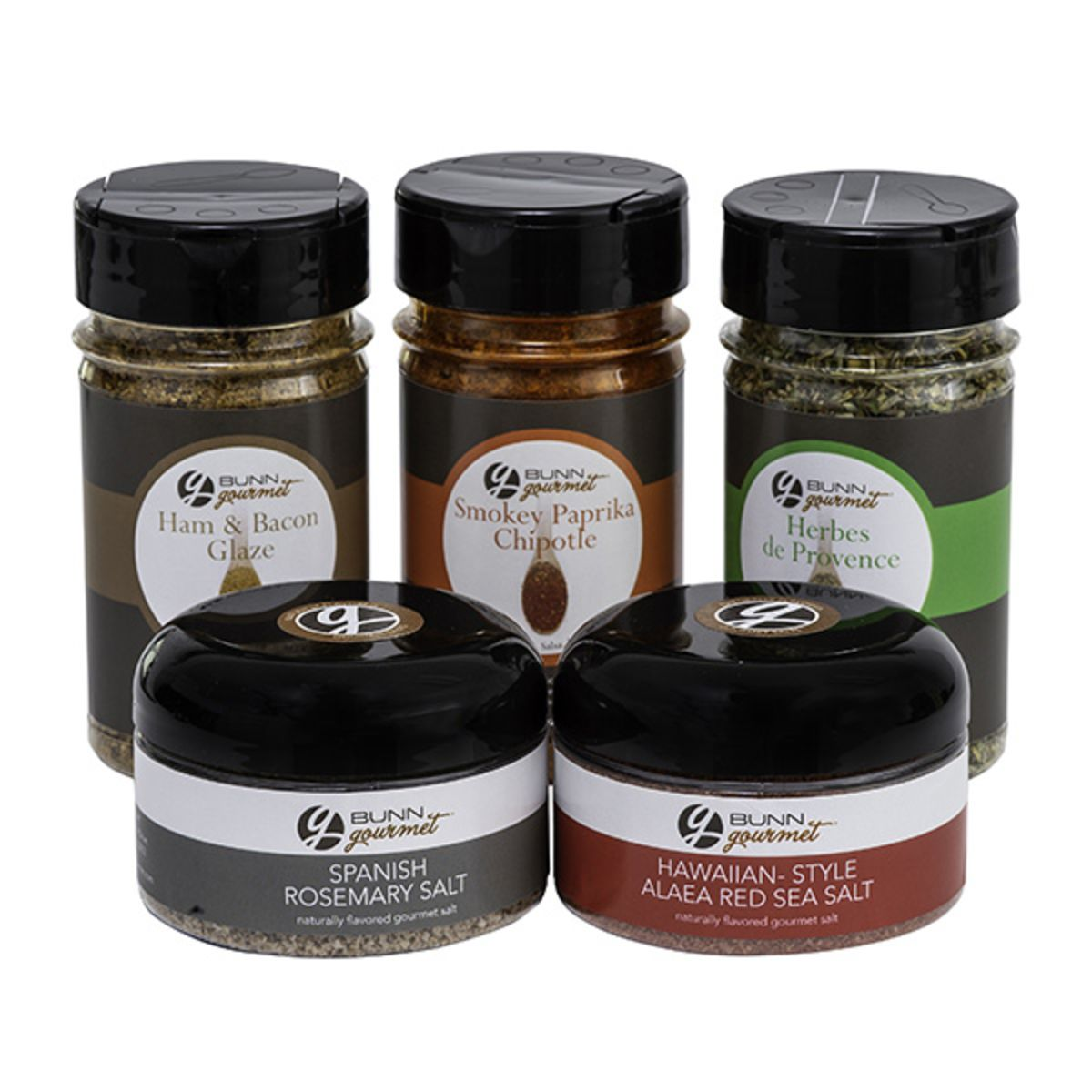 BUNN Gourmet Robust & Refreshing Spices Collection