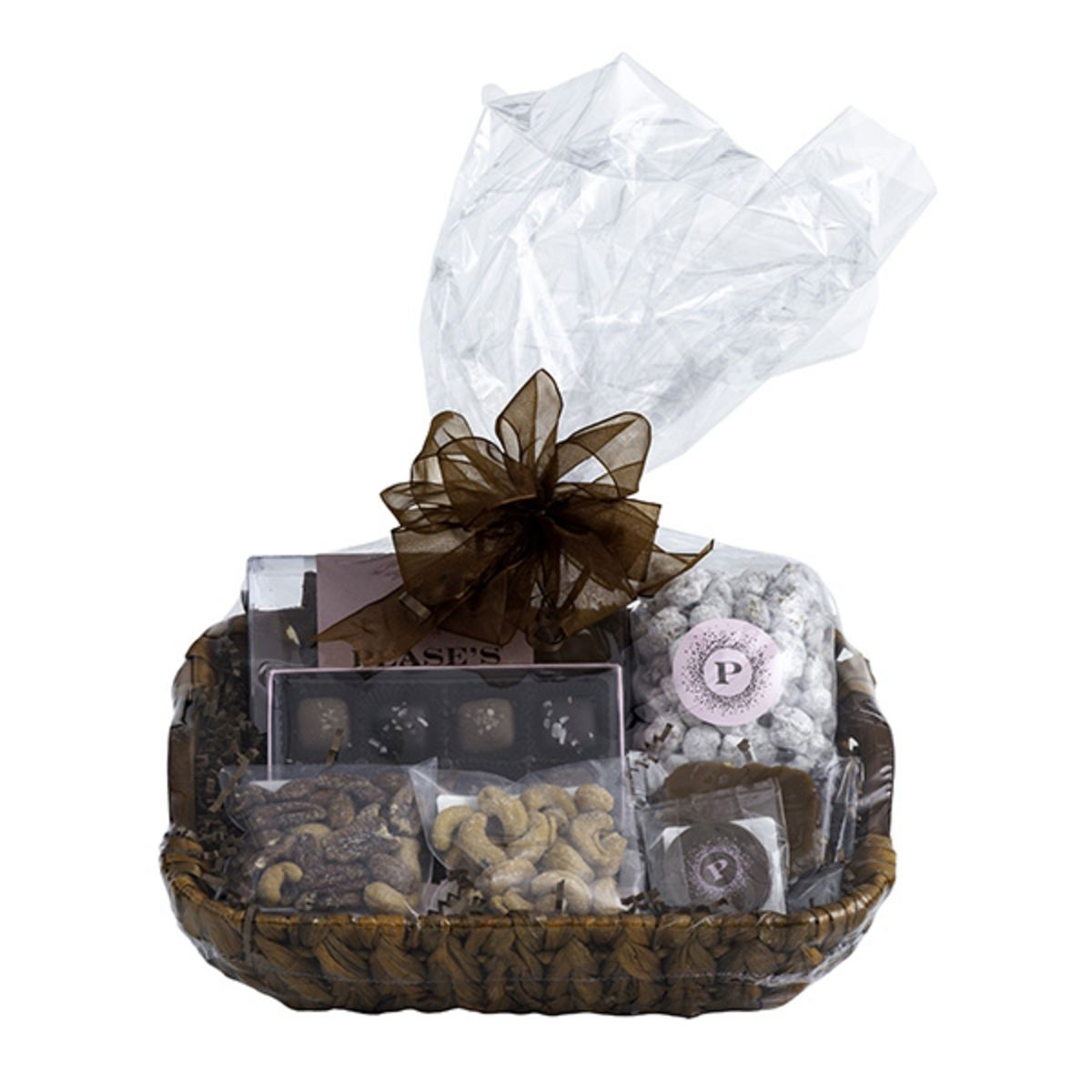 Sweet Tooth Delight Gift Basket