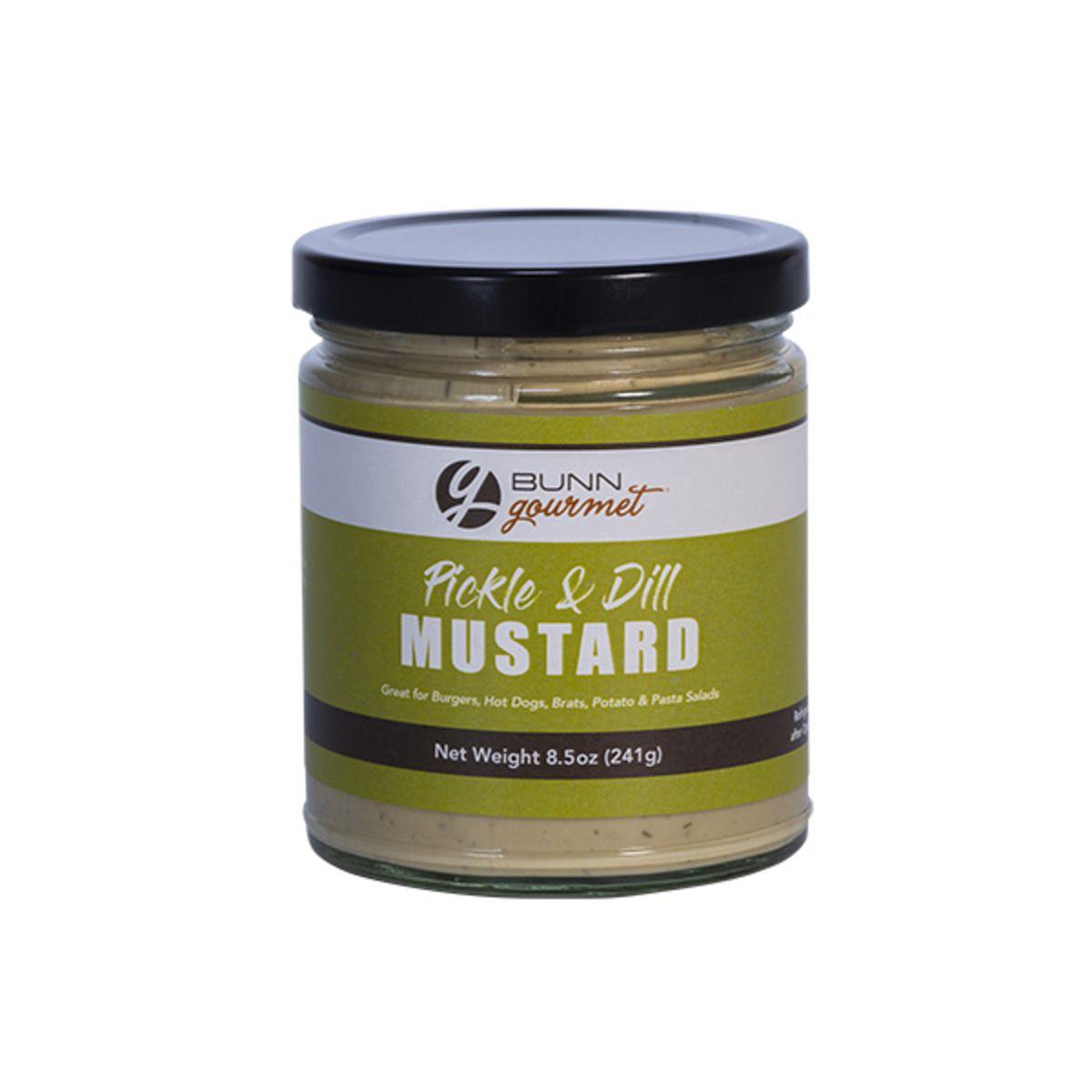 BUNN Gourmet Dill Pickle Mustard