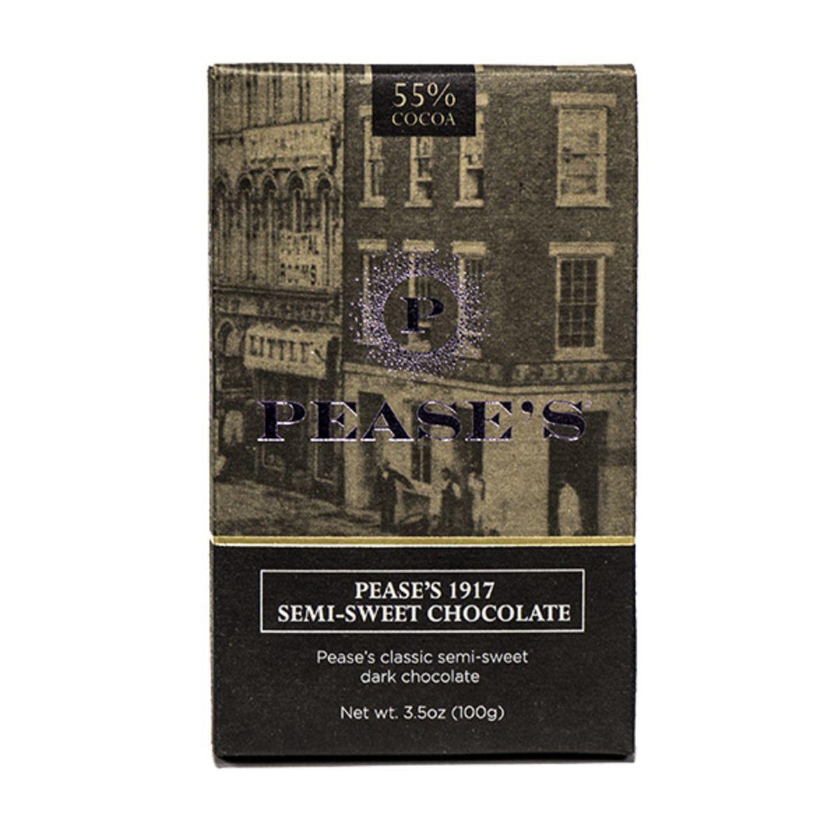 1917 Semi-Sweet Chocolate Bar 55%