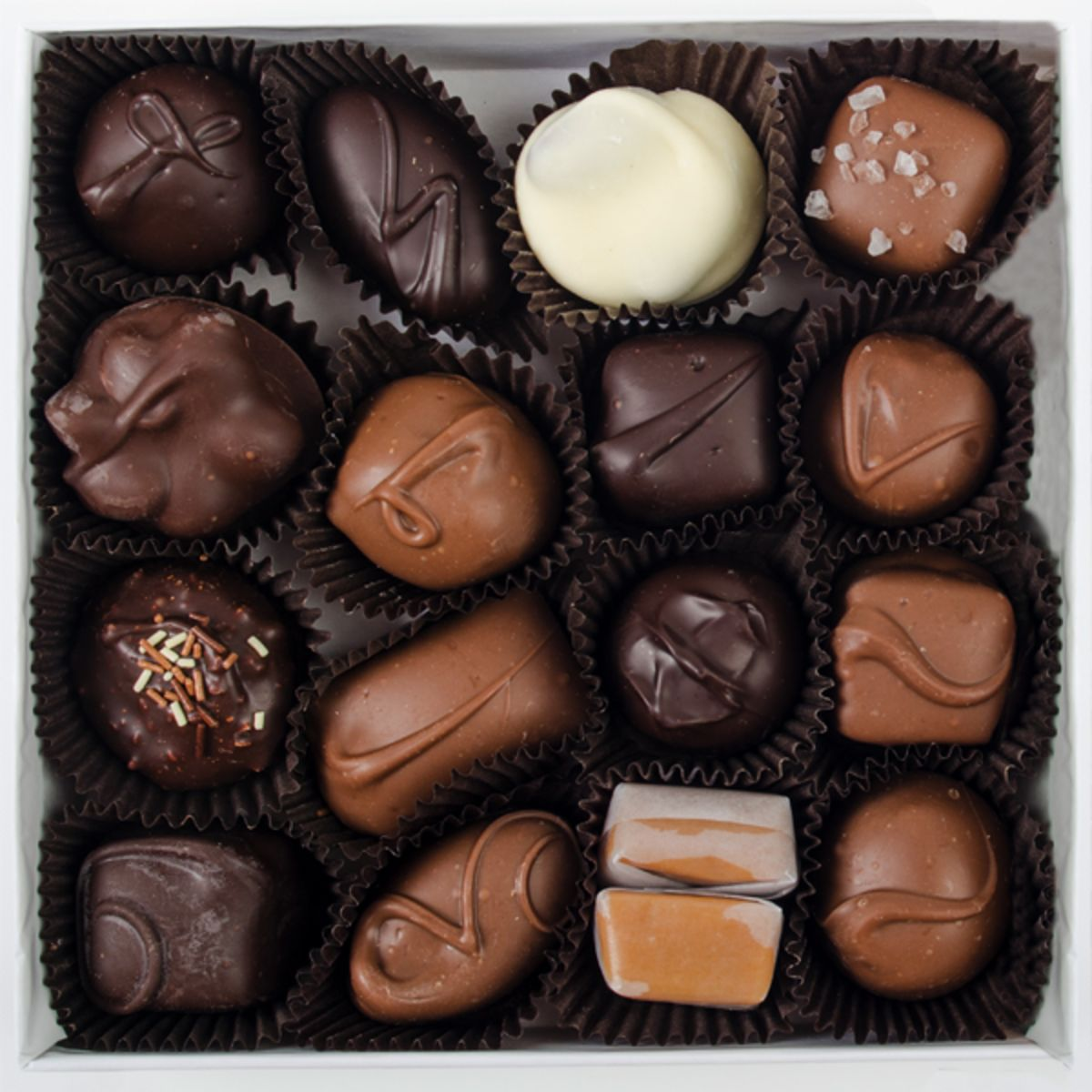 Pease's Assorted Chocolates