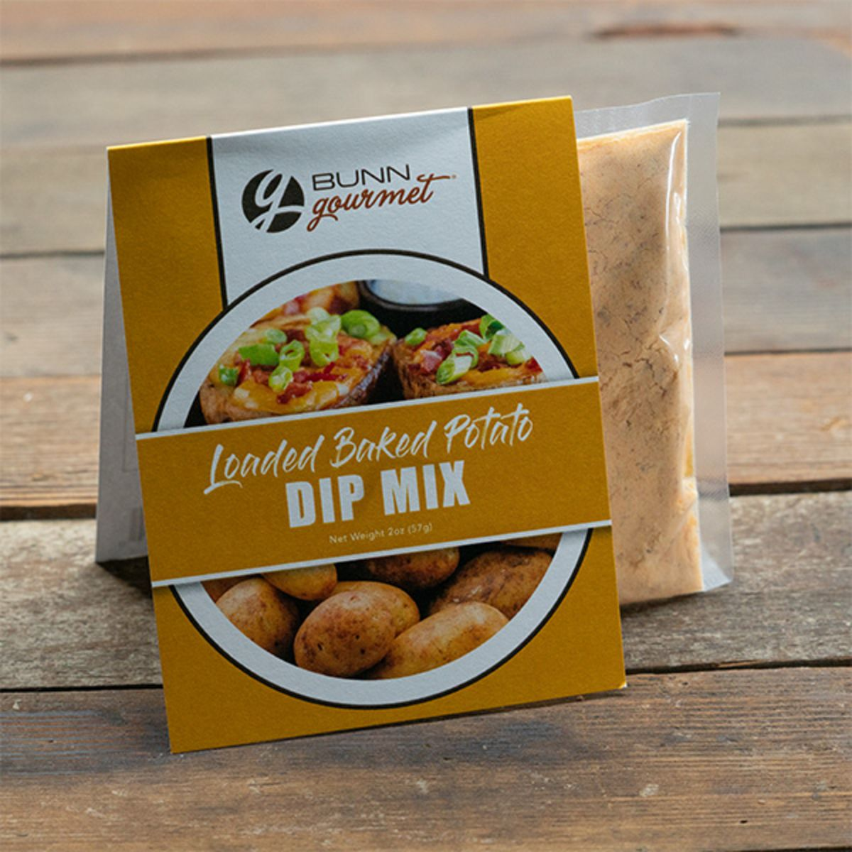 Loaded Baked Potato Cook & Serve Dip Mix