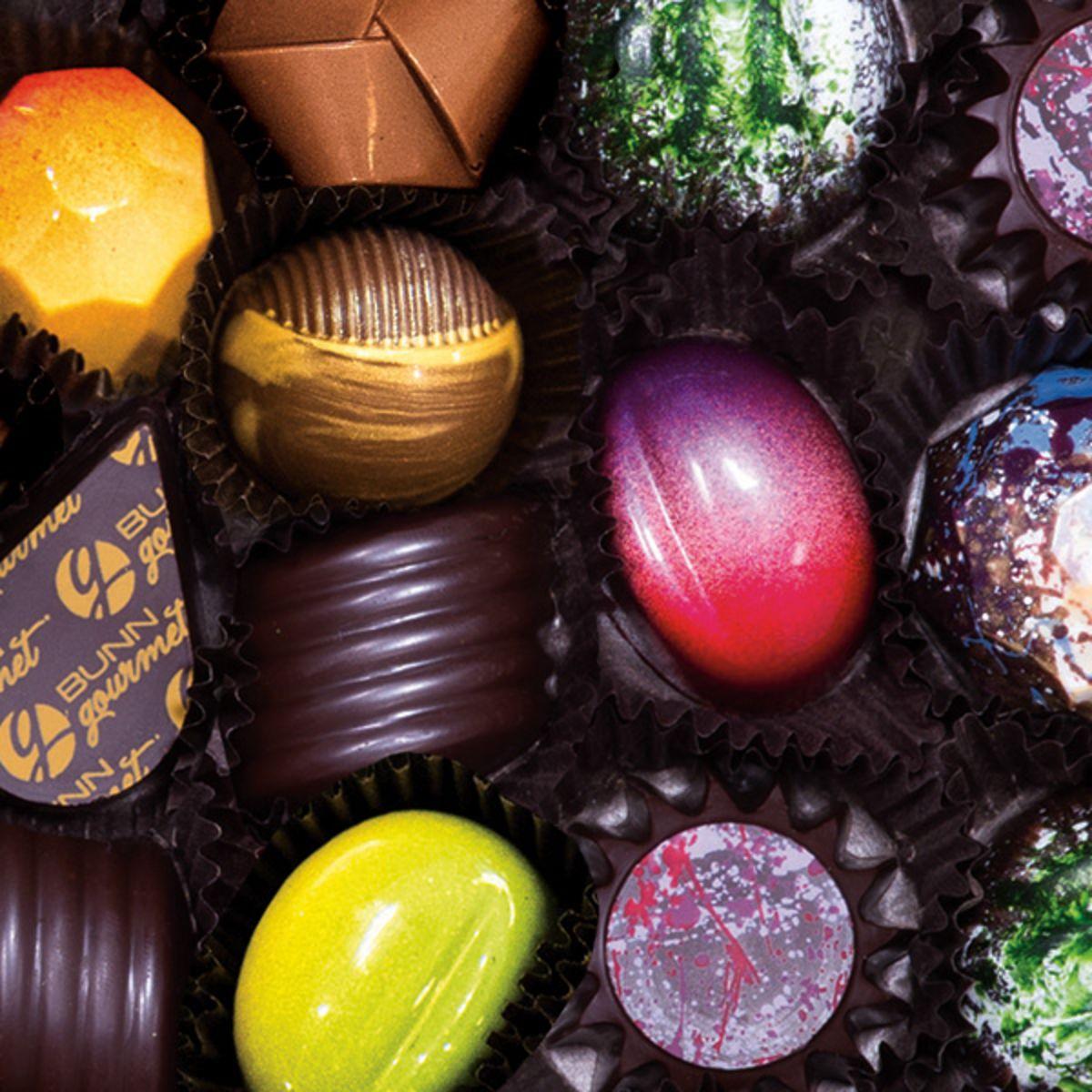 Small Batch Artisan Chocolates