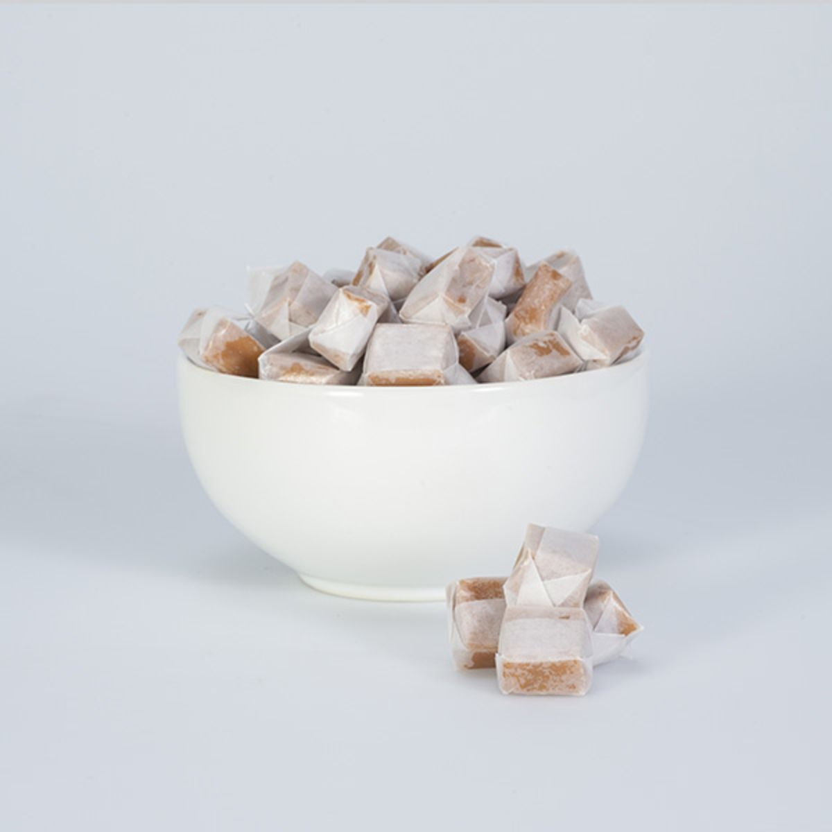 Pease's Wrapped Vanilla Caramels