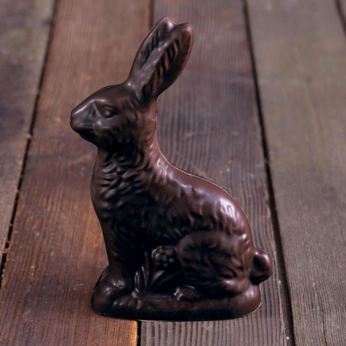 Small Dark Chocolate Bunny (Sitting)