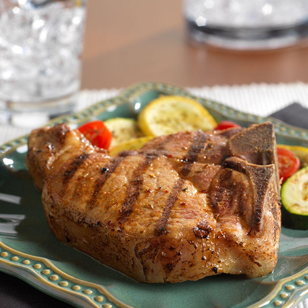 Berkshire Porterhouse Pork chop