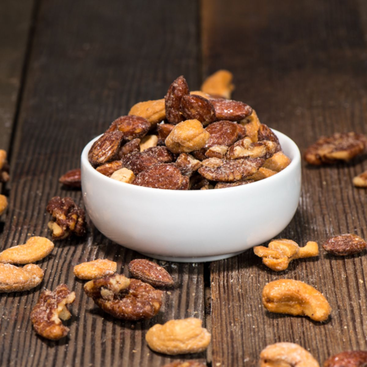 Pease's Deluxe Sweet n Salty Mixed Nuts