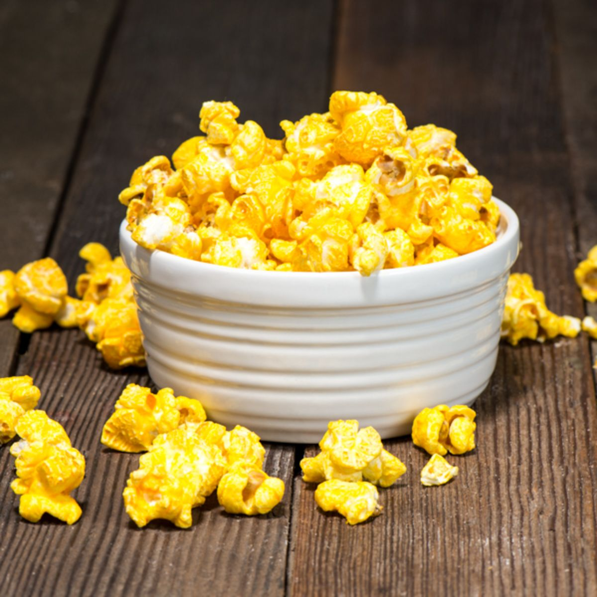 Pease's Cheddar Cheese Popcorn