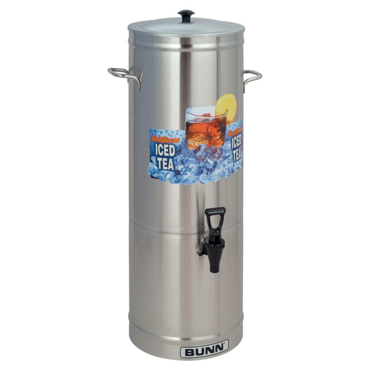 TDS-5 Dispenser w/Solid Lid