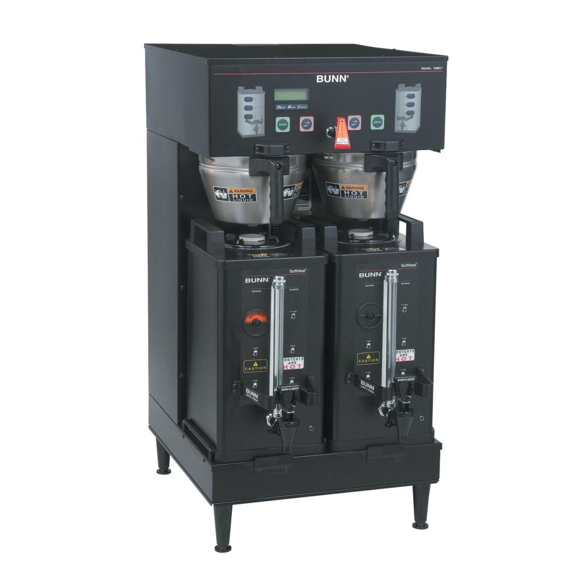 Bunn single gpr dbc owner s manual installation, operating, dv.