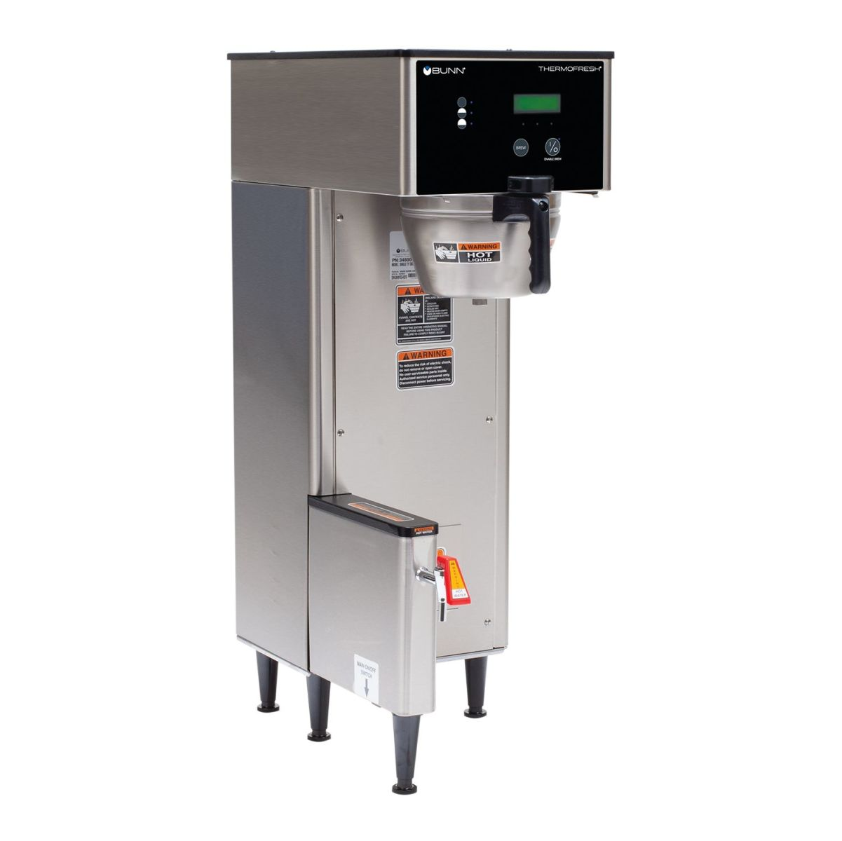 Single® TF ThermoFresh® DBC® Stainless