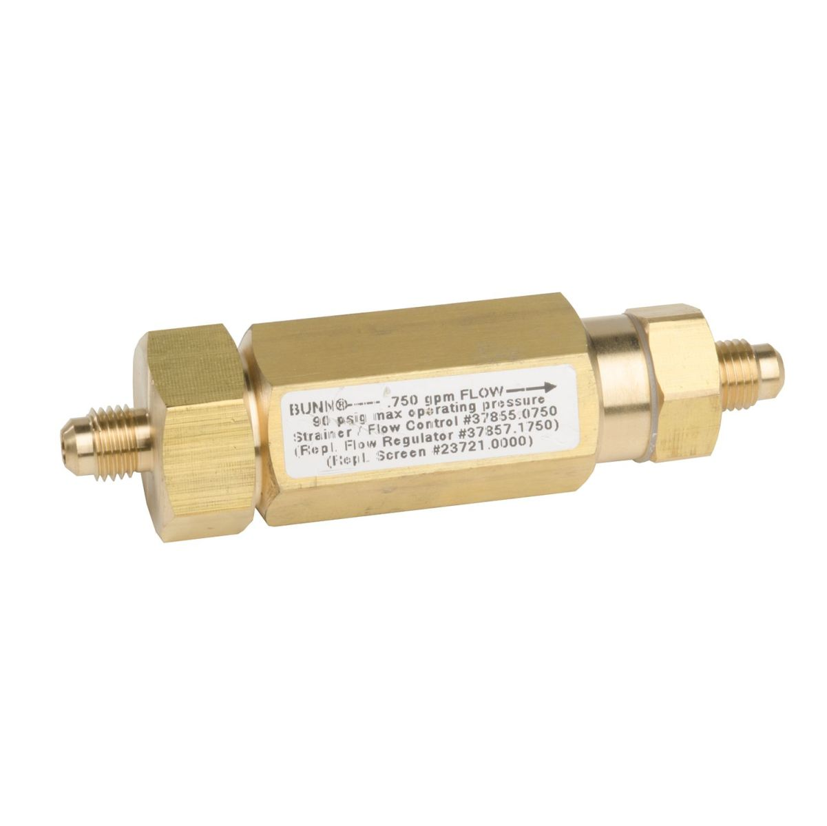 CONTROL ASSY,STR/FLOW.750 GPM
