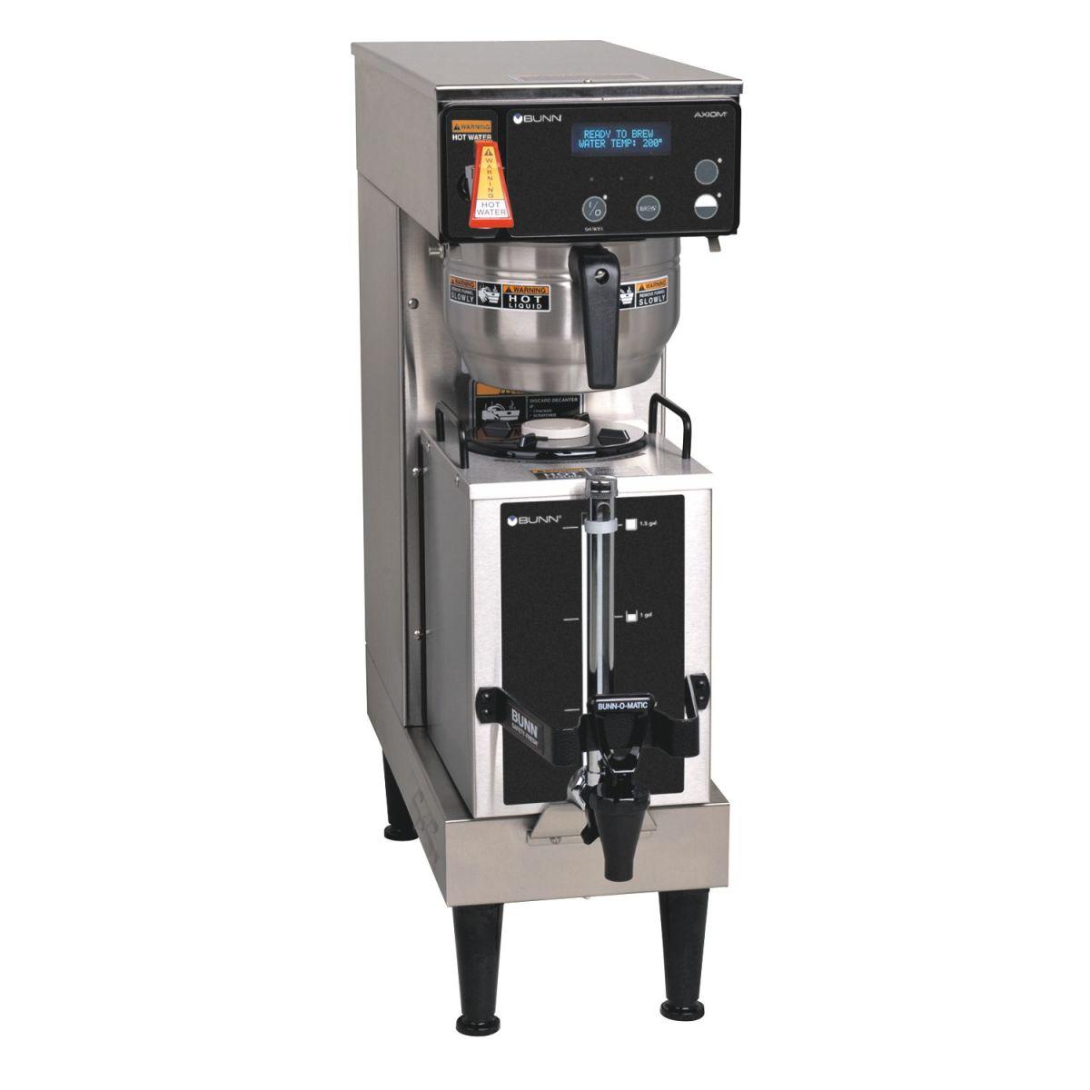 Single® AXIOM® GPR 35, with 1.5 Gallon Server