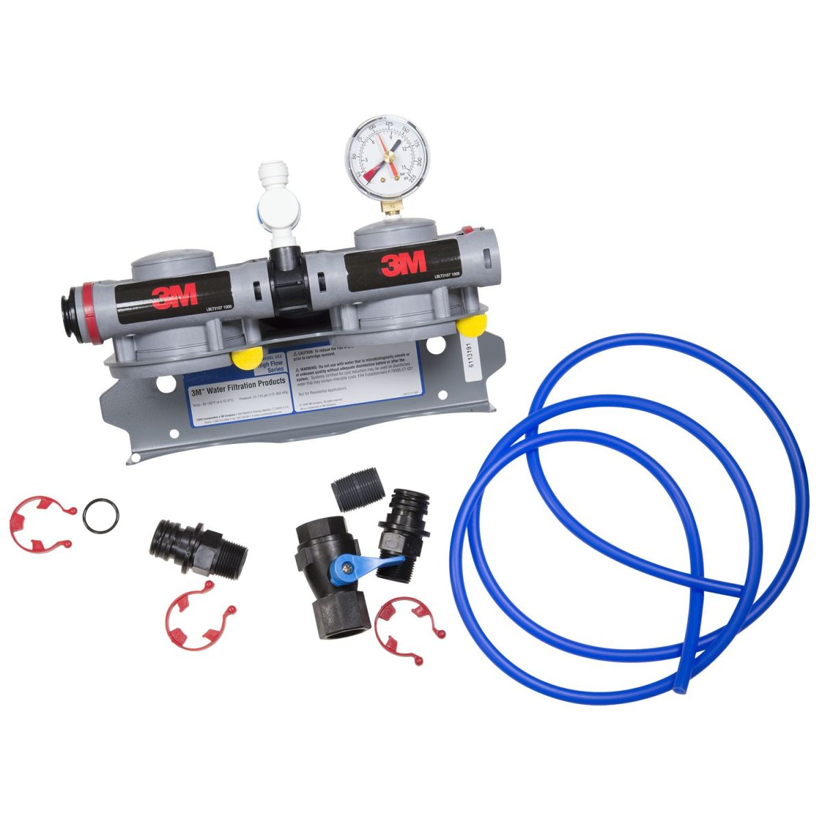 Twin Manifold, Water Filter EQHP