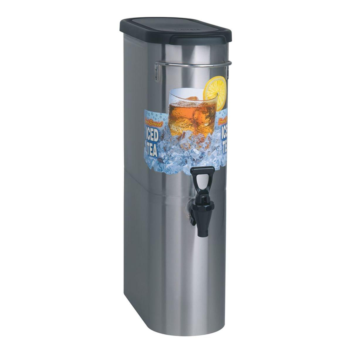 TDO-N-3.5 Dispenser w/Solid Lid