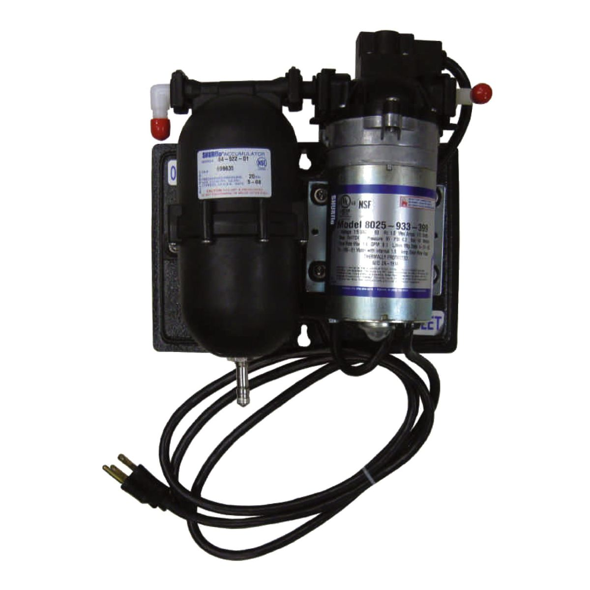 BOOSTER PUMP KIT W/.357 HOSES