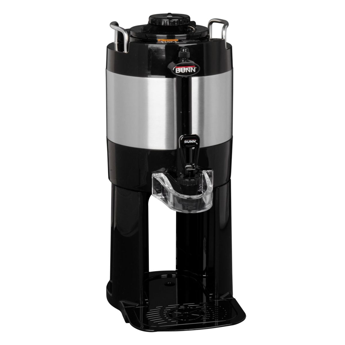 1Gal(3.8L) TF Server -with Base- Mechanical Sight Gauge, Stainless Steel