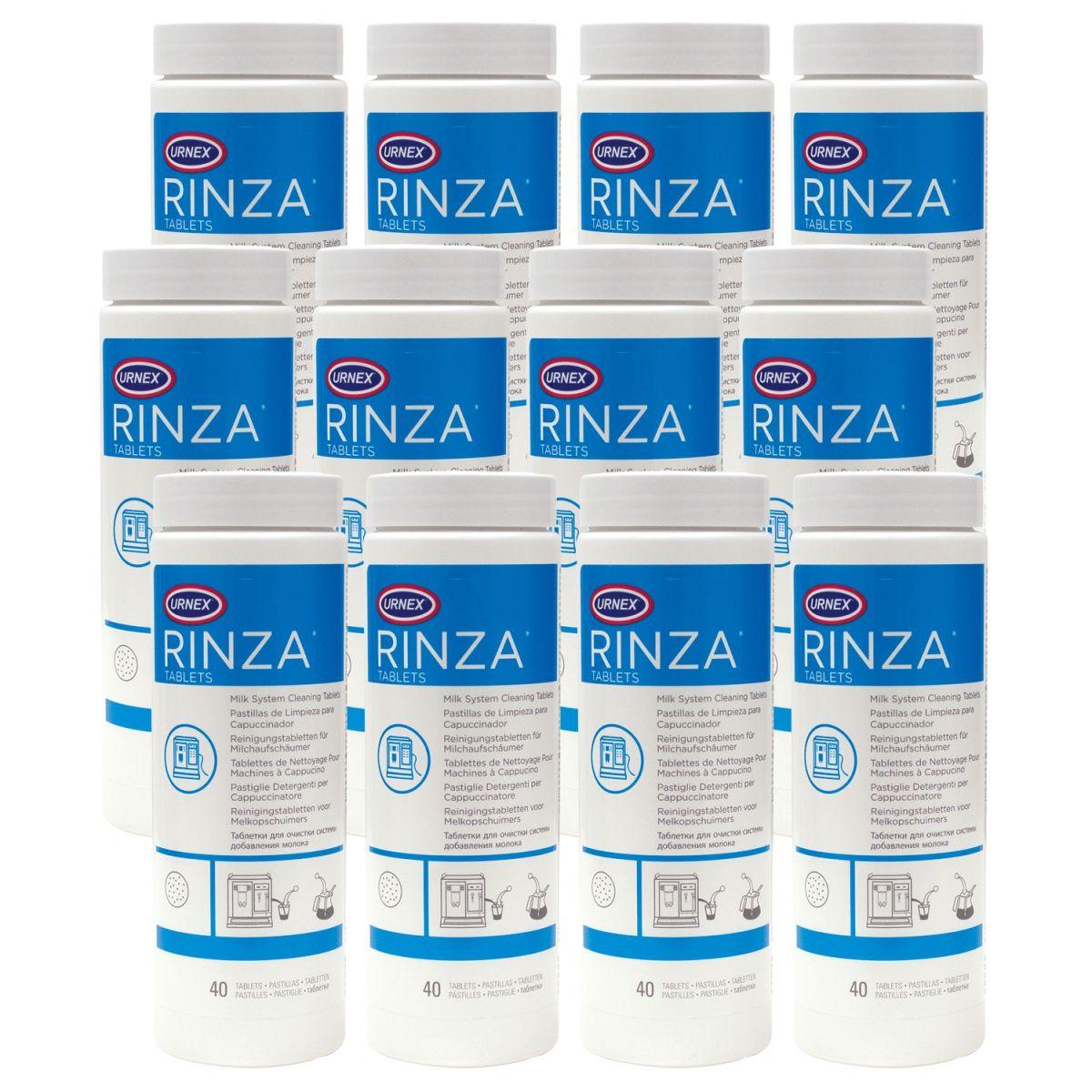 RINZA, ACID 40 TABLETS (12/CS