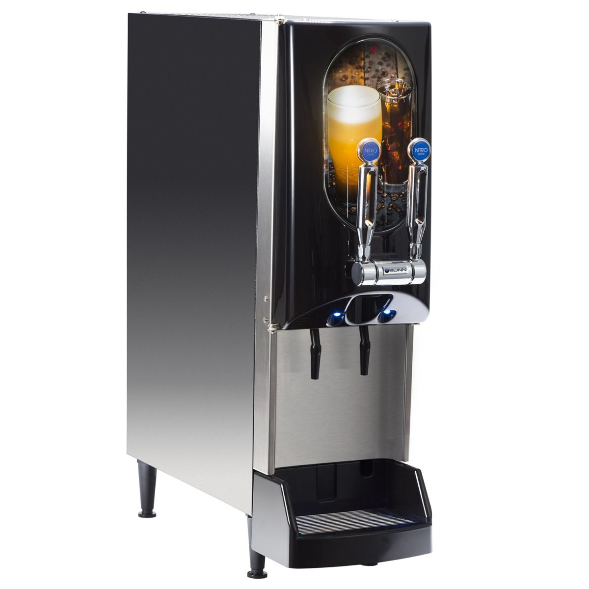 NITRON® Cold Draft All Nitro 4:1-12:1, with Removable Door Graphic