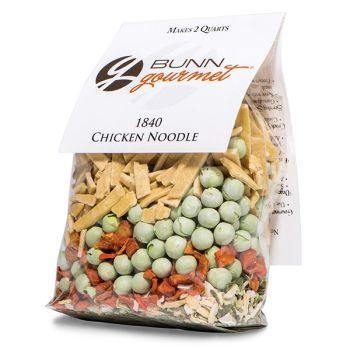 BUNN Gourmet 1840 Chicken Noodle Soup