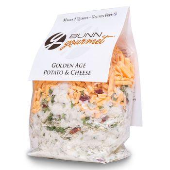 BUNN Gourmet Golden Age Potato & Cheese Soup