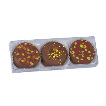 Fall Chocolate-Covered Oreos - 3 Pack
