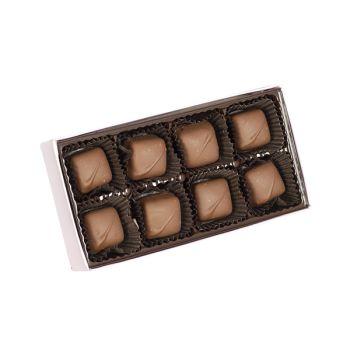 Pease's Milk Chocolate-coated Vanilla Caramels