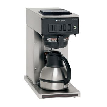 CW15-TC Thermal Carafe System, with Plastic Funnel