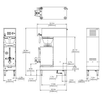 Single® SH Soft Heat® 120/240V