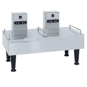 2SH Soft Heat Stand, Stainless Steel
