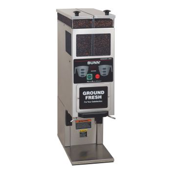 G9-2T DBC Tall, Stainless Steel