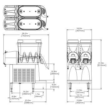 Ultra-2 HP Manual Fill