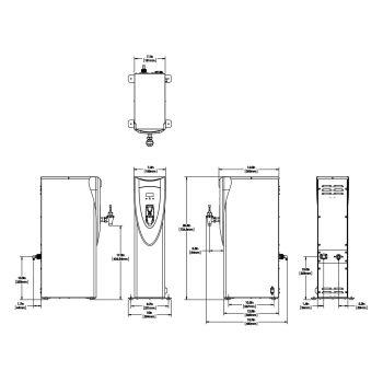 H5XA Element, Stainless Steel