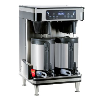 ICB Twin SH Soft Heat®, WiFi, Black and Stainless