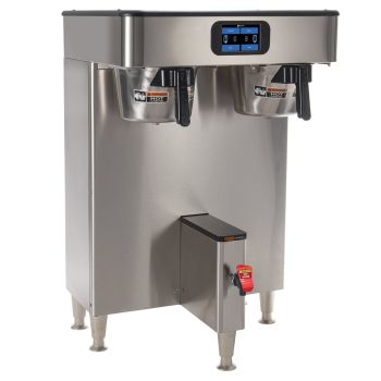 ICB Twin TF ThermoFresh® 1.5 Gallon Platinum Edition™ Stainless, 120/240V