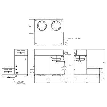 AXIOM® 15-3 (3 Lower Warmers)