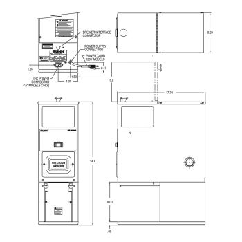 G9T HD, Tall, Interface-Dual