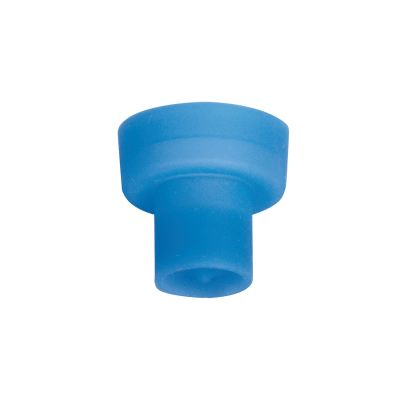 SEAT CUP,FAUCET BLUE SILI-TCD