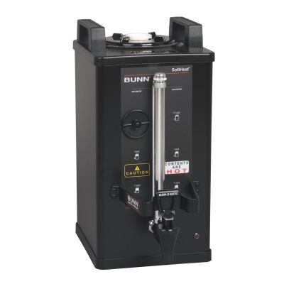 1.5Gal(5.7L) SH Server, Black-120 Minute