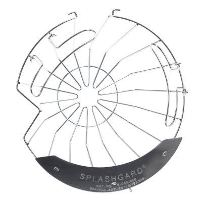 """BASKET W/SPLGRD(8"""")W/BYPASS & RINGS"""